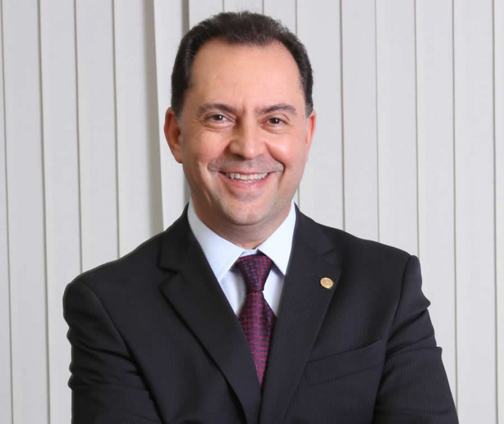 Alexandre Camillo, presidente do Sincor-SP.