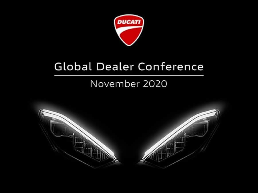 2020 Ducati Global Dealer Conference é realizada digitalmente