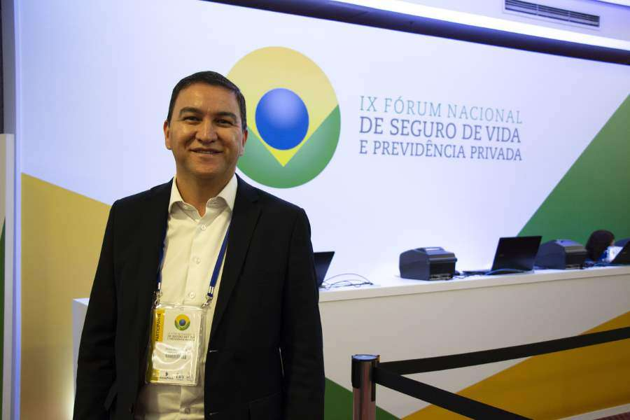 Silas Kasahaya, presidente do CVG-SP