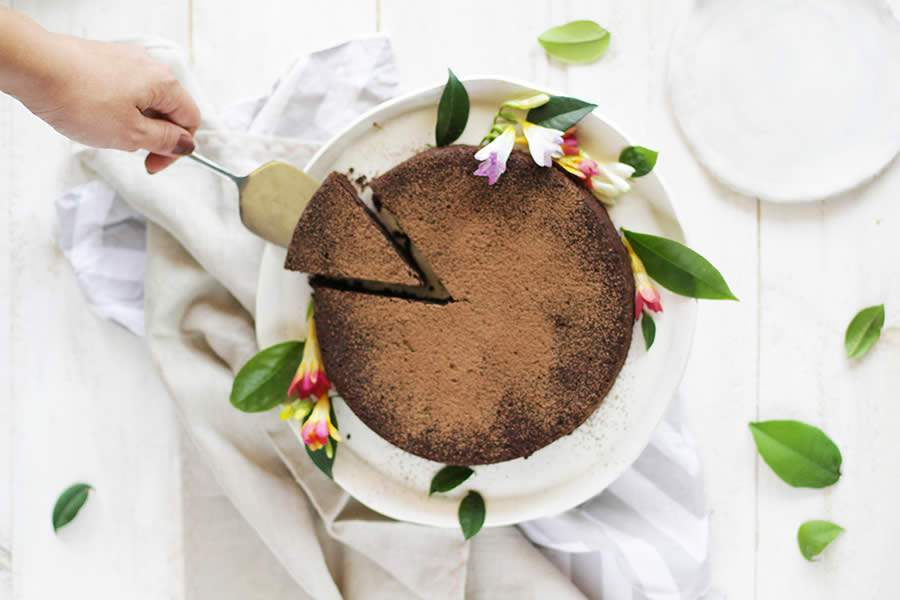 Torta-de-Chocolate-Vegana