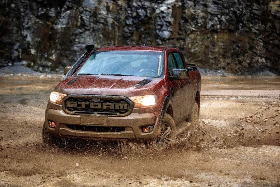 Ranger Storm: cinco curiosidades da nova picape off-road da Ford