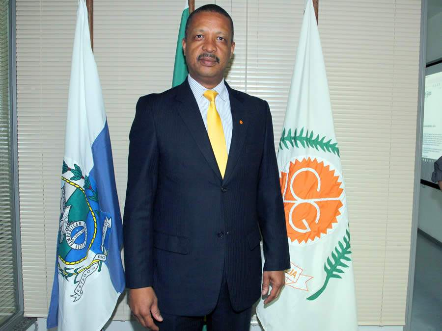 Presidente do CVG-RJ Carlos Ivo Goncalves