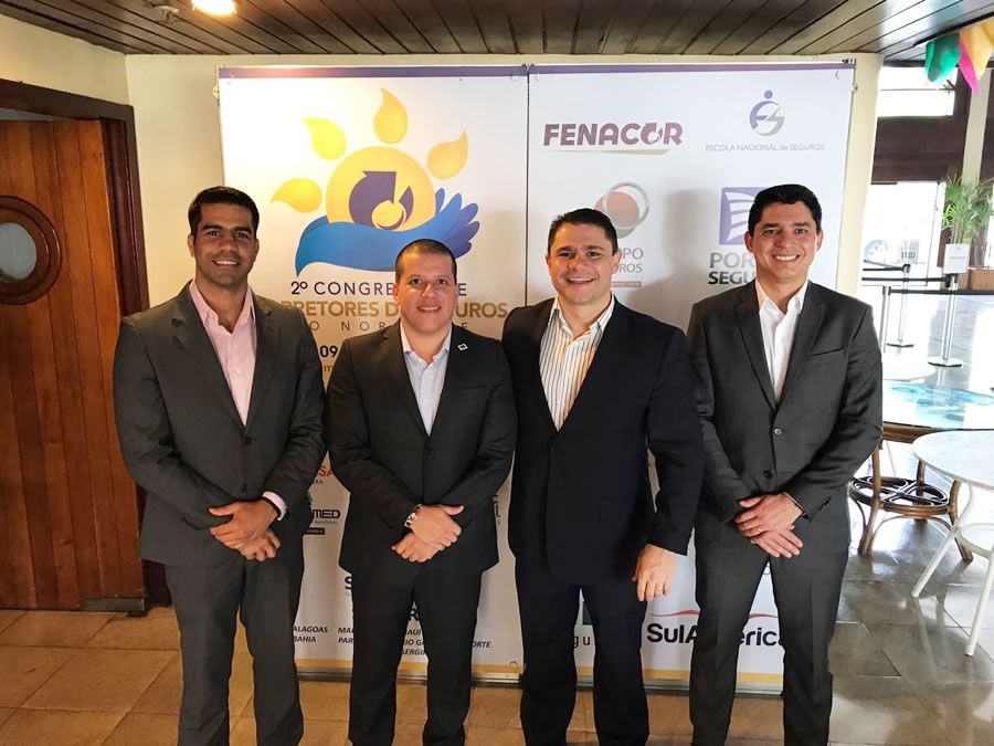 AUTOGLASS participa do 2º Congresso de Corretores do Nordeste