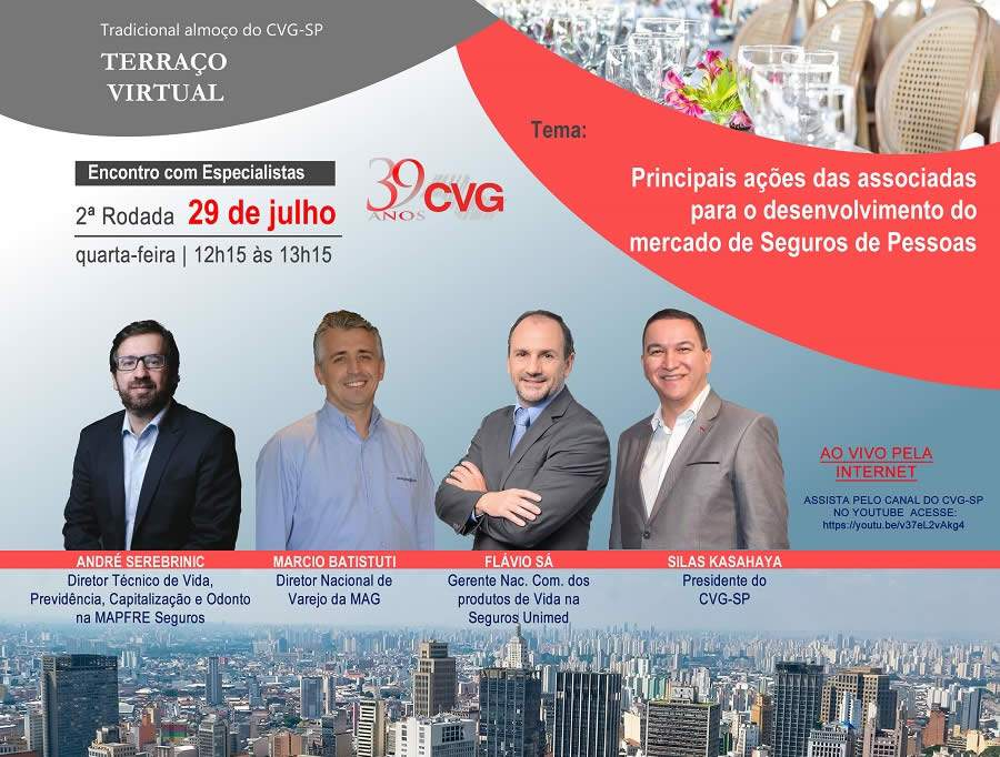 2º Encontro com Especialistas CVG-SP