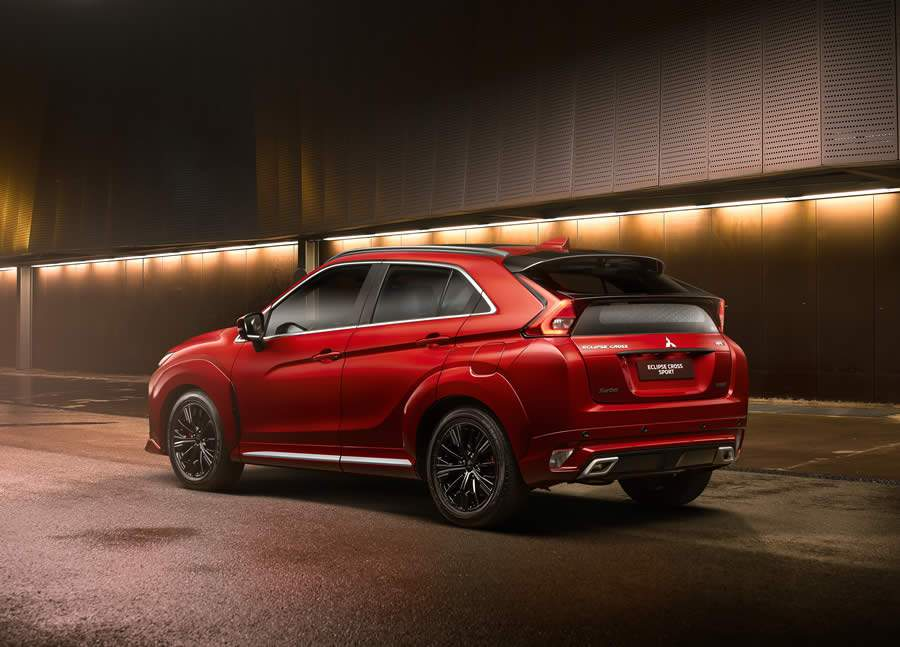 Mitsubishi Eclipse Cross ganha as séries limitadas Sport e Outdoor