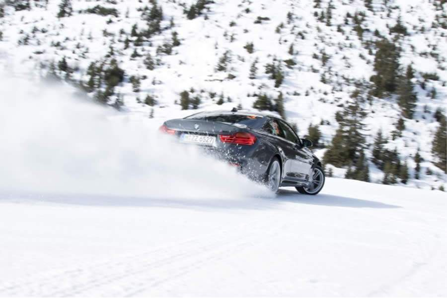 *BMW M Ice Training
