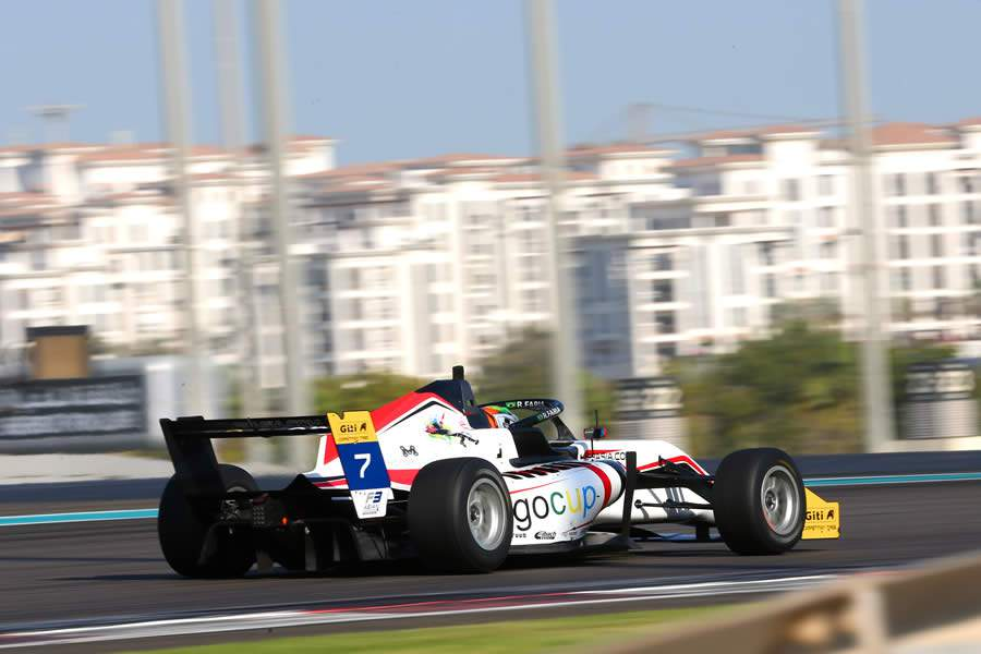 Créditos: F3 Asian Championship
