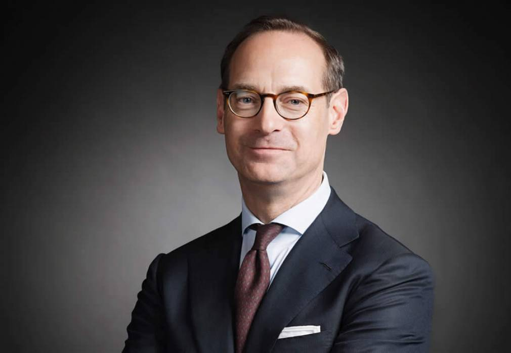 Oliver Bäte, CEO da Allianz SE