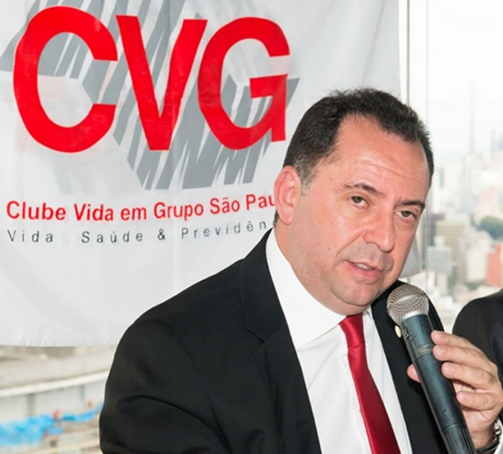Alexandre Camillo, Presidente do Sincor-SP