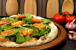Dia do Vegano, pode pizza?